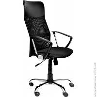 Офисное Кресло Руководителя Примтекс плюс Ultra Chrome C-11