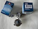 Лампа галогеновая H4 Диалуч 12в 60/55вт P43t 2шт , фото 2