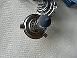 Лампа галогеновая H4 Диалуч 12в 60/55вт P43t 2шт , фото 3