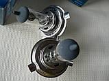 Лампа галогеновая H4 Диалуч 12в 60/55вт P43t 2шт , фото 4