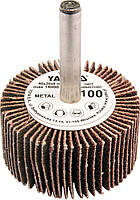 Круг лепестковый со шпинд. 40х20х6 Р120