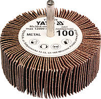 Круг лепестковый со шпинд. 80х30х6 Р150
