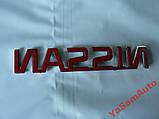 Наклейка z NISSAN эмблема на авто 121х20мм НИССАН , фото 4