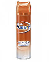 "Гель Gillette ""Fusion"" д/бр. 200 мл Ultra Protection белый"