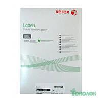 Этикетки самоклеящиеся  Xerox 105х71мм 8шт