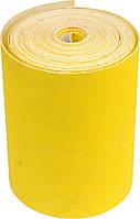 Рулон шлифовальной бумаги D 93ммх5м Р100