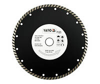 Отрезной алмазный диск TURBO 230мм
