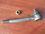 Наконечник ВАЗ 2101 рулевой левый длинный ТРЕК , фото 2