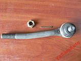 Наконечник ВАЗ 2101 рулевой левый длинный ТРЕК , фото 3