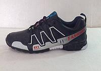 Мужские кроссовки демисезонные синие  BAYOTA  К-01004