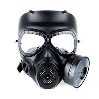 Защитная маска-противогаз с вентилятором M04