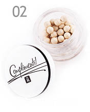 Хайлайтер для особи (в кульках) 02 (золотистий) Relouis Complimenti