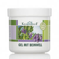 Krauterhof Гель для тела освежающий с экстрактом окопника