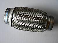 Гофра трубы приемной 50х150 Nexia Нексия Корея Ribuko