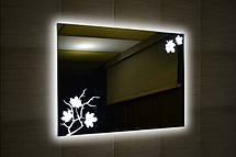 Зеркала с внутренней (встроенной) подсветкой