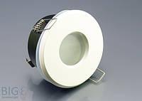 Врезной светильник для влажных помещений Bioledex INO под лампу MR16, белый