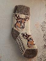 Мягкие ангоровые носки шерстяные детские