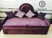 """Мягкая двуспальная кровать """"Бэлла"""" индивидуальный дизайн заказчика"""