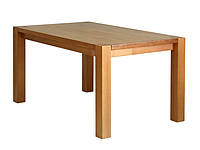 Стол из бука Степ (проходная нога) 120х80х75 (IKEA) (цвет венге/орех/натурал )