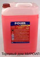 Антифриз концентрат (-80°C) POLAR Premium Longlife G12+ канистра 10 литров