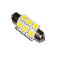 Cветодиодные лампы двухцокльные софитные повышенной яркости 8SMD