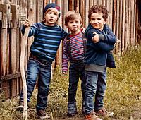 Термо-Джинсы детские унисекс р.80-86 ТСМ Tchibo  Германия