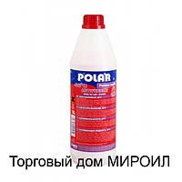 Антифриз красный (-36°C) POLAR Premium Longlife G12 1 литр
