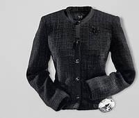 Элегантный нарядный  пиджак р.42 TCM TchiboГермания