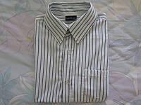Классная мужская рубашка р 46;52-54 ТАККО Германия