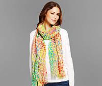 Красивый шарф, парео р.200х100 Tchibo Германия