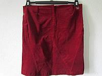 Стильная юбка микровельвет. р48/50 Tchibo Германия