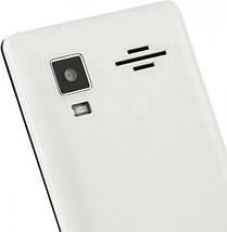 Мобильный телефон Prestigio 1280 DS White, фото 3