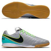 Футзалки Nike Tiempo Genio II Leather IC