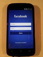 HTC Desire V модуль дисплея с рамкой Б/У, фото 1