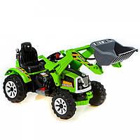 Детский электромобиль X-Rider М223A зеленый