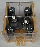 Клеммная колодка (клеммник) SV 95 1x95+4x25 латунь