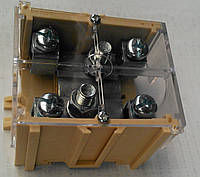 Клеммная колодка (клеммник) SV 95 1x95+4x25 сталь