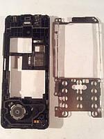 Nokia 206 средняя часть в сборе ОРИГИНАЛ Б/У, фото 1