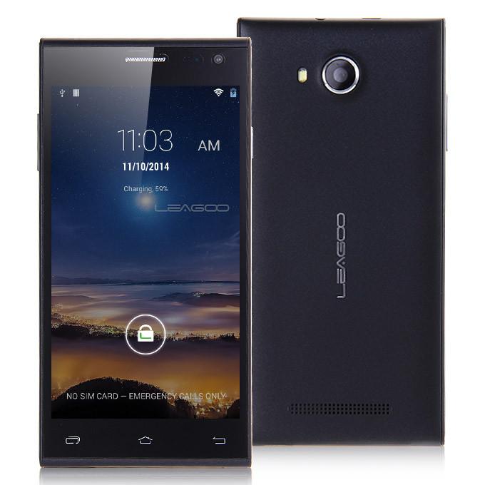 Leagoo Alfa 5 смартфон 4 ядра,1/8GB ,8MP,3G,WIFI, GPS