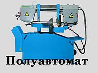 Мыть 1-01па - Полуавтоматический ленточнопильный станок