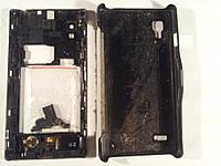 LG P765 средняя часть с бампером Б/У