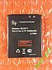 Fly E200 BL5311 аккумулятор ОРИГИНАЛ Б/У