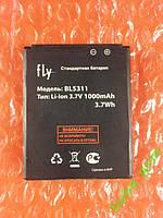 Fly E200 BL5311 аккумулятор ОРИГИНАЛ Б/У, фото 1