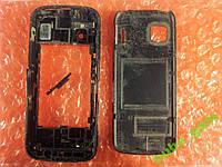 Nokia 5228 средняя часть с крышкой ОРИГИНАЛ Б/У, фото 1