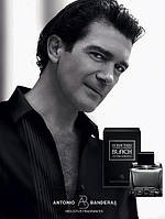 ANTONIO BANDERAS SEDUCTION IN BLACK - ТУАЛЕТНАЯ ВОДА