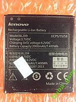 Lenovo A516 A706 A760 BL209 аккумулятор orig Б/У, фото 1