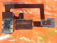 Samsung GT-i9000 шлейф дп и динамика ОРИГИНАЛ Б/У