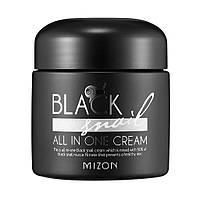 Mizon Black Snail All in One Cream Многофункциональный улиточный крем