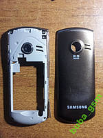 Samsung C3200 средняя часть+крышка ОРИГИНАЛ Б/У, фото 1