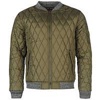Мужская стеганная куртка Lee Cooper хаки, фото 1